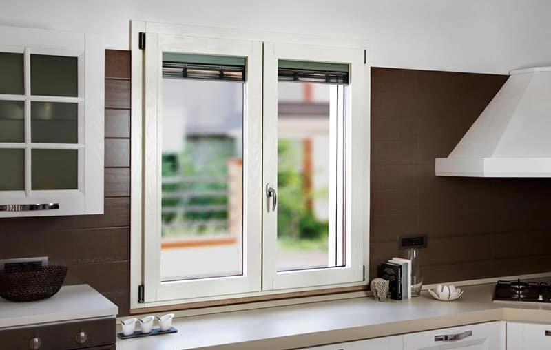 Infissi alluminio legno trial 90 - Profili alluminio per finestre ...