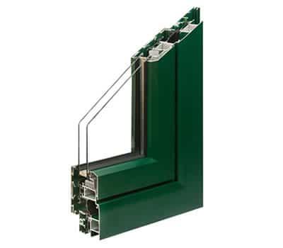 infisso alluminio trial val q